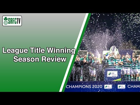 Shamrock Rovers 2020 League Title Winning Season Review