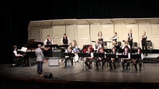 The Wiggle Walk - 8-1-5 Jazz Band Dakota Ridge High School