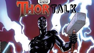Thanos #16: Silver Surfer is now Worthy of Mjölnir