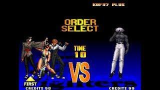 [TAS] KOF 97 Ultra Remix - Womens Fighters Team