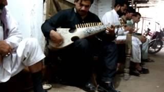 amjid malang playing awesome rabab 2015