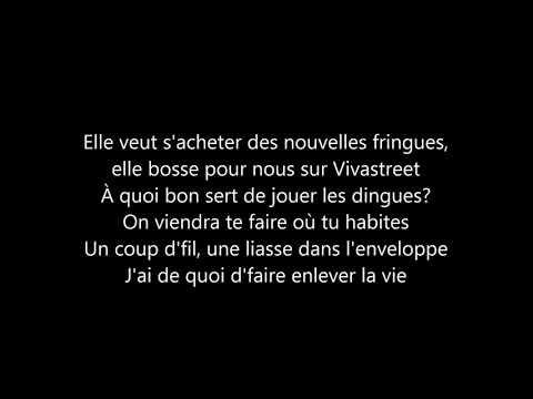 Niska   Salé  Lyrics