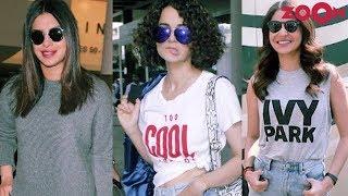 The Boyfriend Styles by Priyanka Chopra, Anushka Sharma, Kangana Ranaut | Fashion Friday