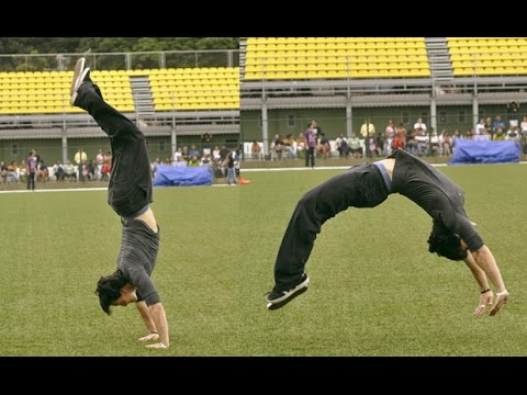 Tiger Shroff Amazing Stunt | Tiger shroff amazing performance | Tiger Shroff