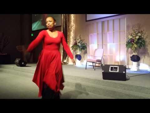 Thank you praise dance by Yolanda adams