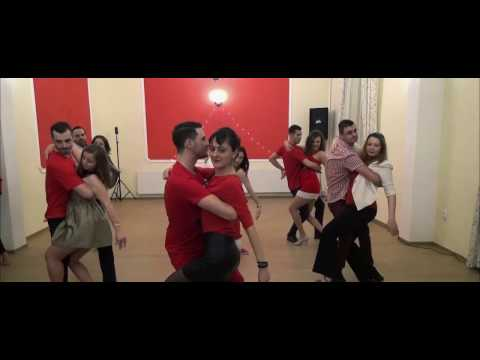 Sonrisa DC Christmas Party - Kizomba Intermediari