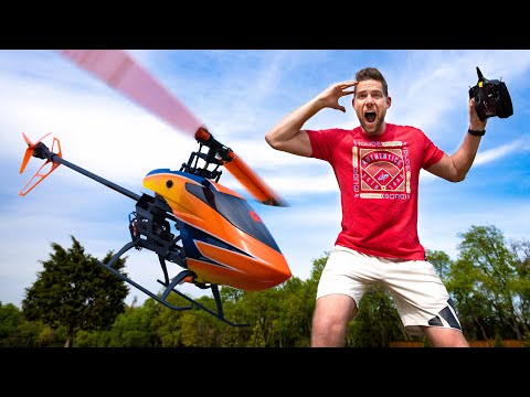 RC Helicopter Battle | Dude Perfect