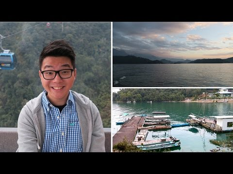 TAIWAN TRAVEL VLOG 2015 | CINGJING, TAICHUNG, SUN MOON LAKE (台灣清境、台中、日月譚) [PART 3]