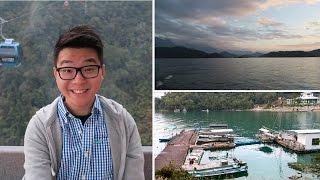 TAIWAN TRAVEL VLOG 2015   CINGJING, TAICHUNG, SUN MOON LAKE (台灣清境、台中、日月譚) [PART 3]