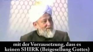 Wer kommt in die Hölle? - Islam Ahmadiyya