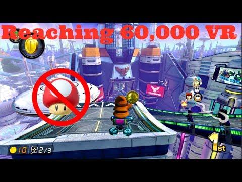 Mario Kart 8 Deluxe - Worldwide Races 06 (Reaching 60,000 VR)