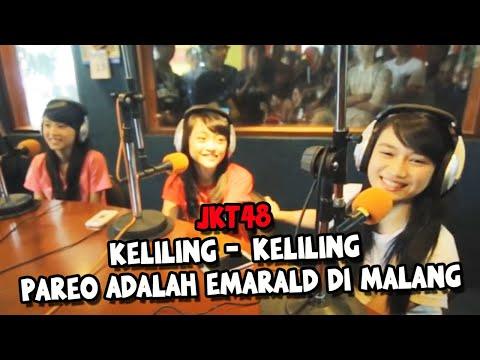 JKT48 Keliling - Keliling Pareo adalah Emarald di Malang