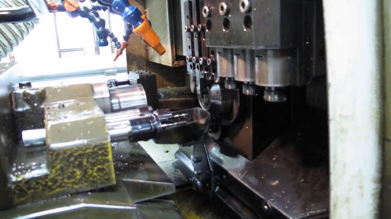 Citizen L20 Typevii Cnc Swiss Screw Machine Lns Hydrobar