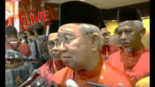 Reaksi ucapan dasar Presiden UMNO Datuk Seri Dr Ahmad Zahid Hamidi