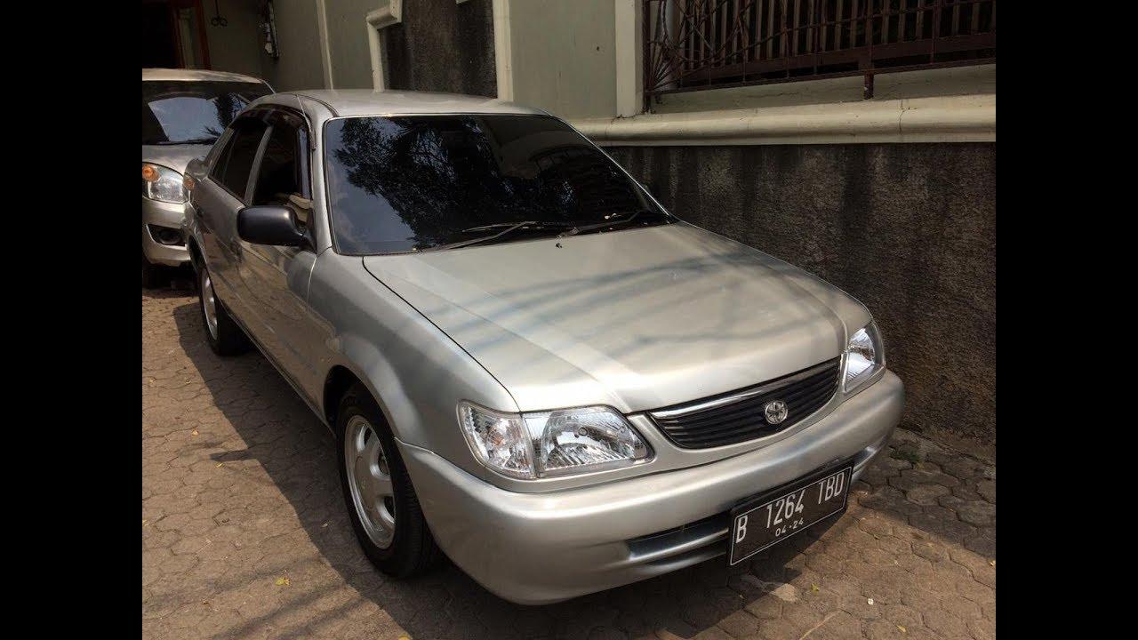 Kekurangan Toyota Soluna 2002 Spesifikasi