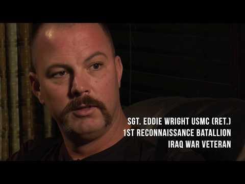 USMC SGT Eddie Wright Discusses his U.S. Anti-Terrorism Act Lawsuit with Attorney John Urquhart