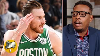 Gordon Hayward has returned to All-Star form - Paul Pierce | The Jump