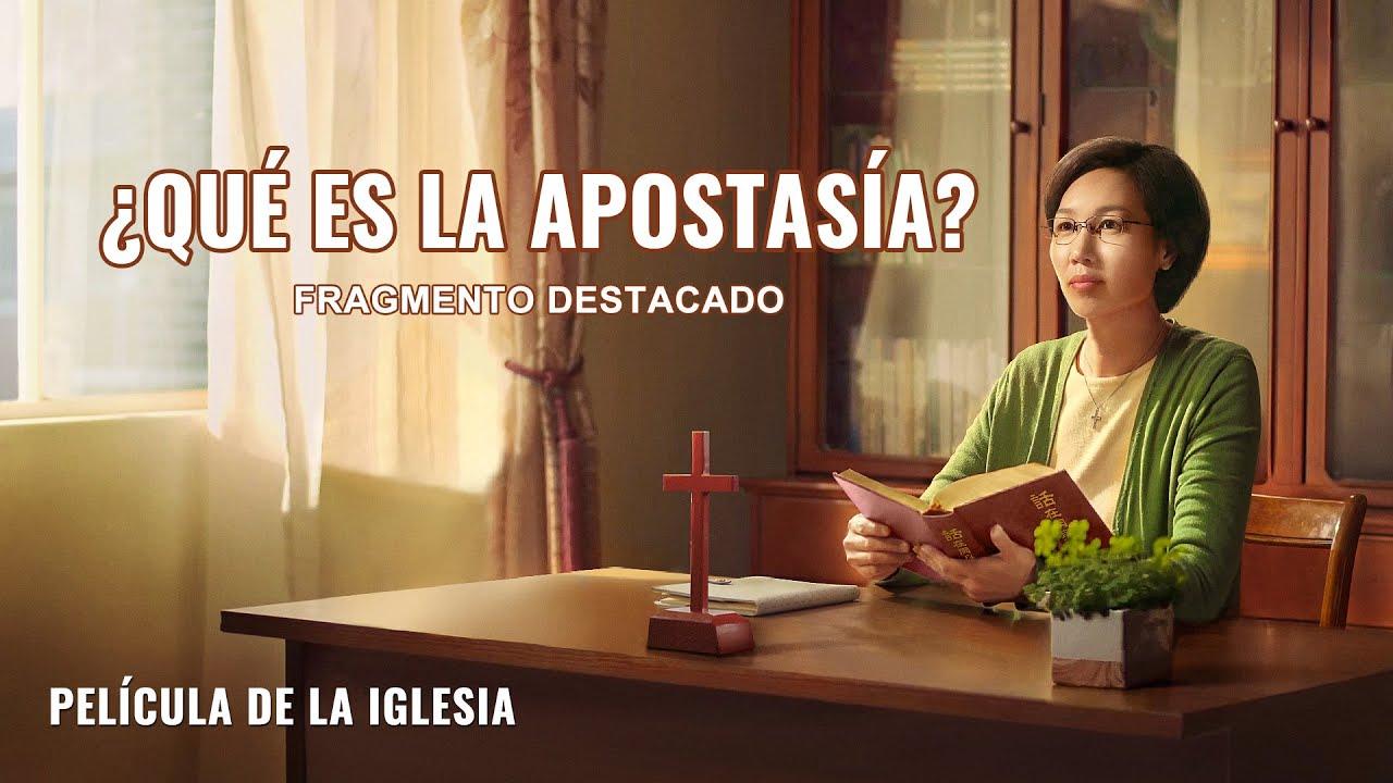 """Fragmento 2 de película evangélico """"No os metáis en mis asuntos"""": La aceptación del evangelio de la segunda venida del Señor Jesús y el arrebatamiento ante Dios"""