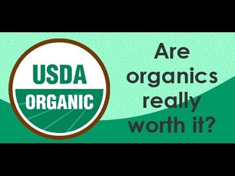 Organic Produce Has No Health Benefits