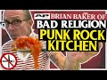 Bad Religion's Brian Baker Teaches You The Punk Rock Way To Make Red Sauce
