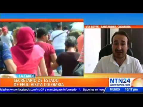 """""""En Colombia la institucionalidad se está quedando corta para atender la crisis en Venezuela"""""""