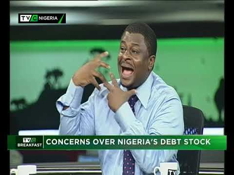 TVC Breakfast Mar. 26th 2018 | Concerns over Nigeria's debt stock