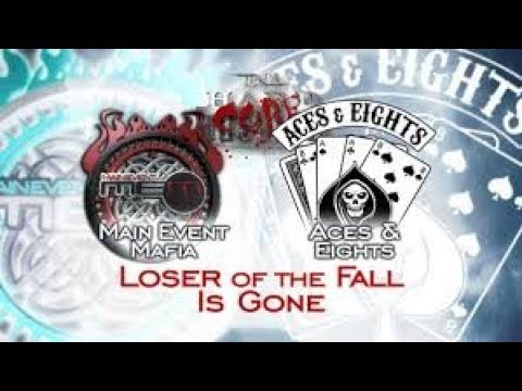 Main event mafia vs aces and eights full match