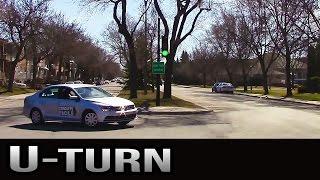 How to Do a U-Turn