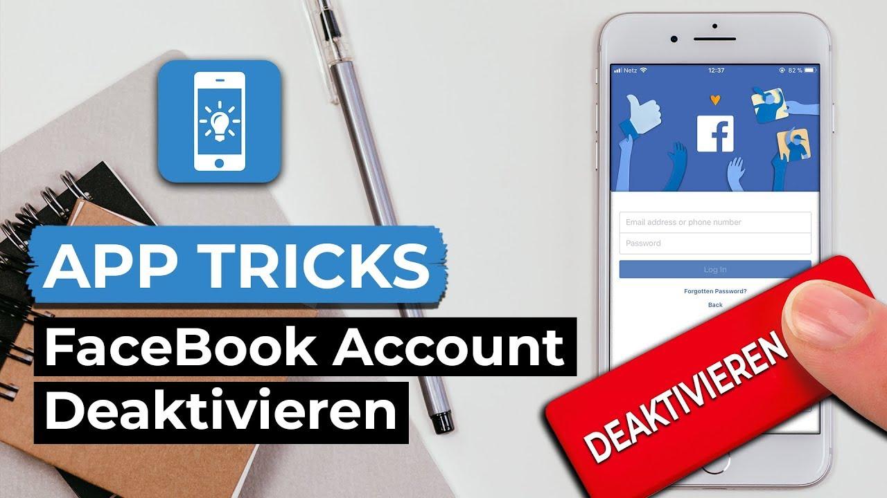 Facebook Deaktivieren Handy