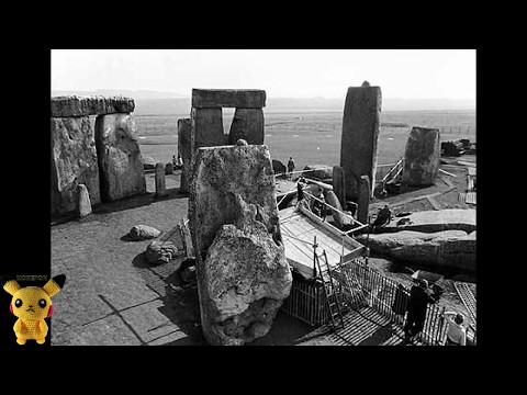 Old Stonehenge Prehistoric Monument Pictures