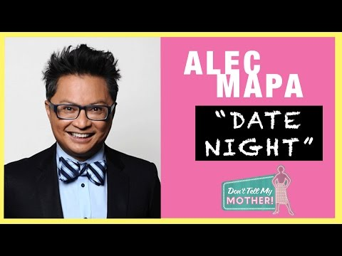Alec Mapa Gay Date Night Live Comedy Story - Don't Tell My Mother