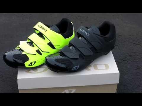 Giro Techne Shoe Review - YouTube