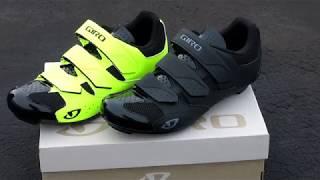 Giro Techne Shoe Review