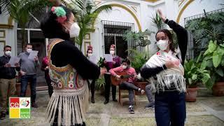 SEVILLANAS DE LA CARRERA DE LA SOLIDARIDAD. COLEGIO SANTA ANA DE SEVILLA. HCSA