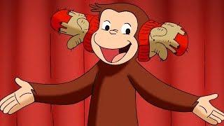 Jorge el Curioso en Español 🐵 Jorge el Subastador🐵 Mono Jorge 🐵 Caricaturas para Niños