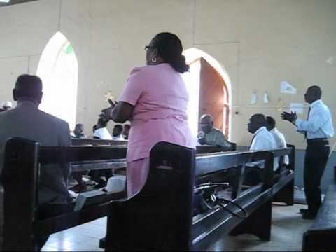 Church at Duanvale, Jamaica