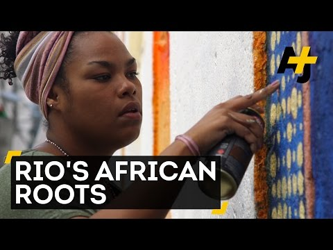 Artists Reclaim Rio's African Roots