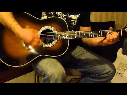 Rush - Making Memories - GUITAR LESSON