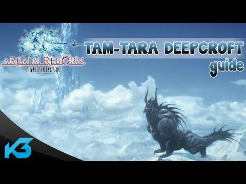 Final Fantasy XIV česky - Tam-Tara Deepcroft Dungeon guide