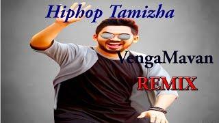 Natpe Thunai Vengamavan Tamil Remix Hiphop Tamizha Mix By DJ Aashu