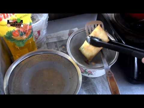Jakarta Lumpia Recipe [Eng Subtitle] - Happy Indonesia
