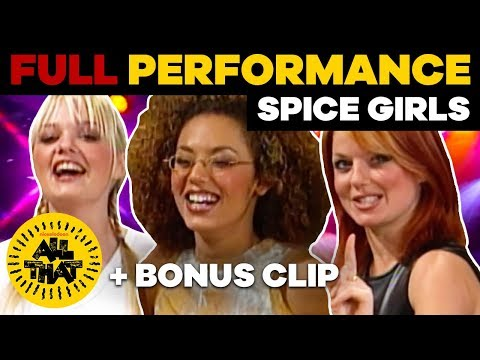 Spice Girls Perform 'Spice Up Your Life' On All That | #TBT