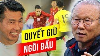 🔥HLV Park Hang Seo trở lại Việt Nam mang theo kế hoạch đả bại Malaysia