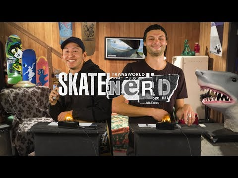 Skate Nerd: Daniel Vargas Vs. Ryan Townley