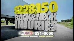 Jim Adler the Texas Hammer TV commercial (2017)