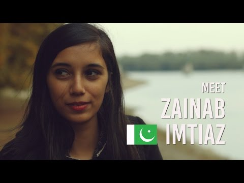 The IBS experience with Zainab Imtiaz