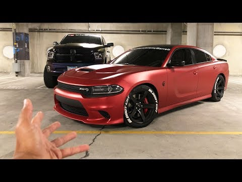 SAY HELLO TO MY NEW HELLCAT 😈 THIS IS ABOUT TO BE EPIC!