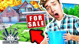 THE MOST DISGUSTING HOUSE SO FAR - House Flipper #4