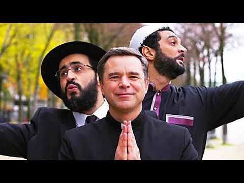 COEXISTER Bande Annonce Teaser # 2 (Comédie 2017)  Ramzy Bedia, Fabrice Eboué, Jonathan Cohen