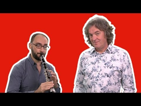 Vsauce special: Can music make you smarter? - James May's Q&A (Ep 22) - Head Squeeze